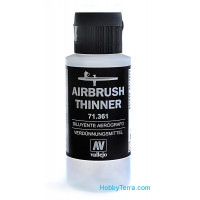 Airbrush Thinner, 60ml