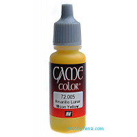 Game Color 17ml. 005-Moon yellow