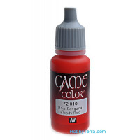 Game Color 17ml. 010-Bloody Red