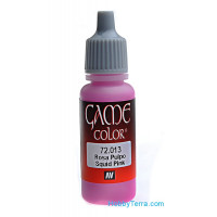 Game Color 17ml. 013-Squid pink