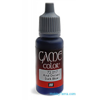 Game Color 17ml. 054-Sick blue