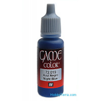 Game Color 17ml. 019-Night blue