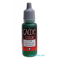 Game Color 17ml. 028-Dark green