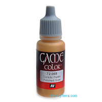 Game Color 17ml. 055-Polished gold