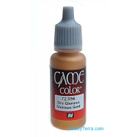 Game Color 17ml. 056-glorious gold