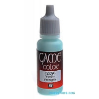Game Color 17ml. 096 - Verdigris