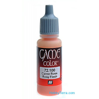 Game Color 17ml. 100-Rosy flesh