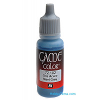 Game Color 17ml. 102-Steel grey