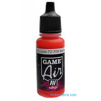 Game Air, Hot Orange, 17ml