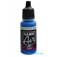 Game Air, Ultramarine Blue, 17ml