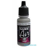 Game Air, Stonewall Grey, 17ml