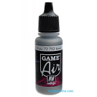Game Air, Silver, 17ml