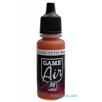 Game Air, Burned Flesh 17ml.
