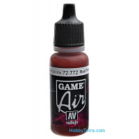 Game Air, Red Terracotta, 17ml