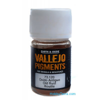 Pigment 30ml. 120-Old rust