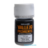 Pigment 30ml. 123-Dark steel
