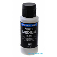 Thinner 60ml. Matt Medium