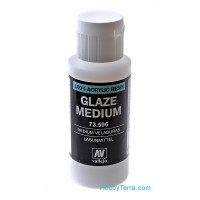 Thinner 596, 60ml Glaze Medium