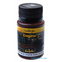 Engine. Fuel stains, 40ml