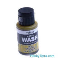 Model Wash 35ml. Dark yellow rush