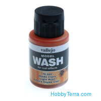 Model Wash 35ml. Light rust