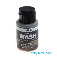Model Wash 35ml. Dark khaki green