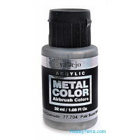 Metal Color 32ml. Pale Burnt Metal