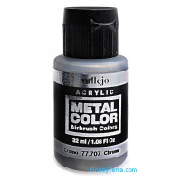 Metal Color 32ml. Chrome