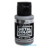 Metal Color 32ml. Dull Aluminium
