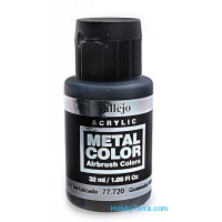 Metal Color 32ml. Gun metal Grey