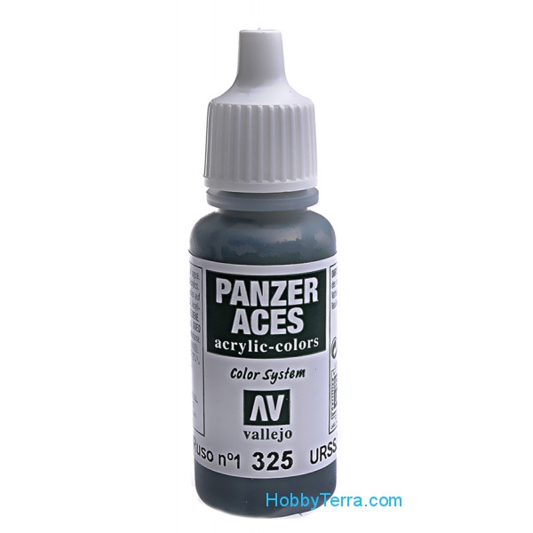 Panzer Aces 17ml. Russian tank crew