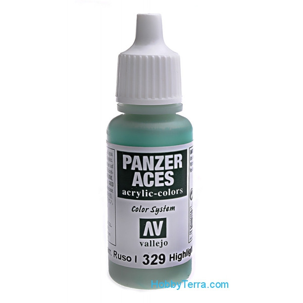 Panzer Aces 17ml. Highlight Russian tank crew