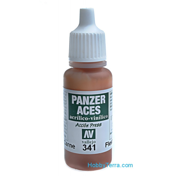 Panzer Aces 17ml. 341-Flesh base