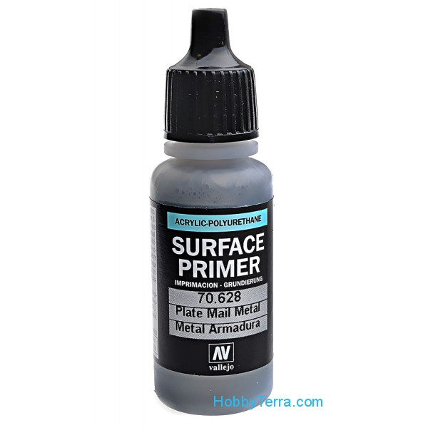 Plate mail metal Primer, 17 ml