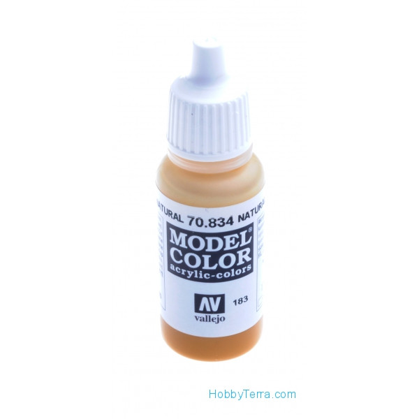 Model Color 17ml. 183-Natural wood