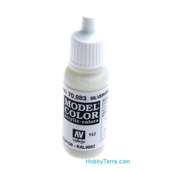 Model Color 17ml. 152-Silver grey
