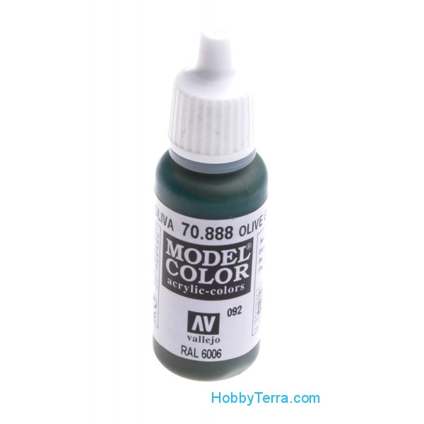 Vallejo  70888 Model Color 17ml. 092-Olive grey