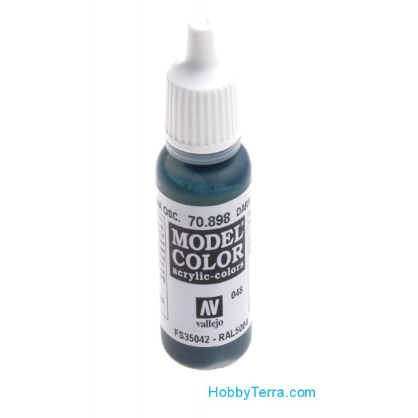 Model Color 17ml. 048-Dark sea blue