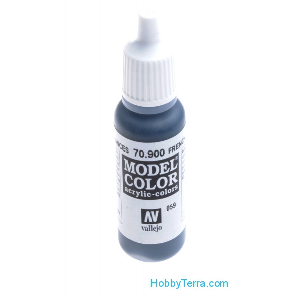 Vallejo  70900 Model Color 17ml. 059-French mirage blue