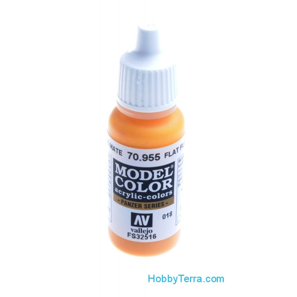 Vallejo  70955 Model Color 17ml. 018-Flat flesh