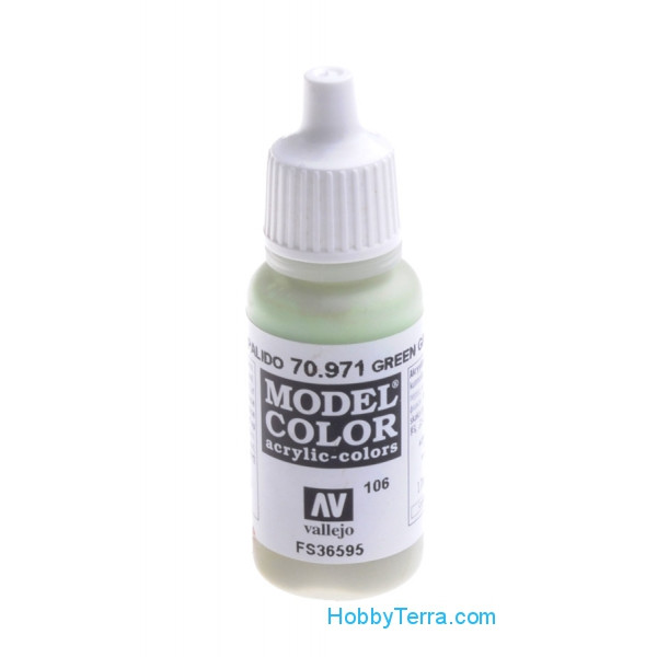 Vallejo  70971 Model Color 17ml. JN Green grey