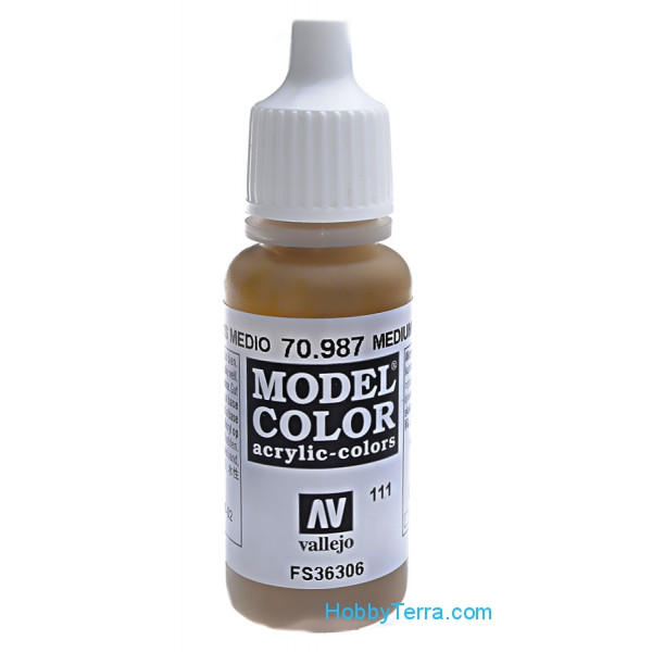 Model Color 17ml. 111-Medium grey
