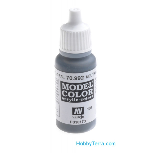 Model Color 17ml. Neutral grey