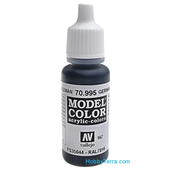 Model Color 17ml. 167-German grey