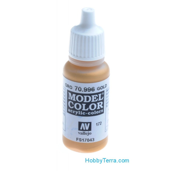 Model Color 17ml. Gold