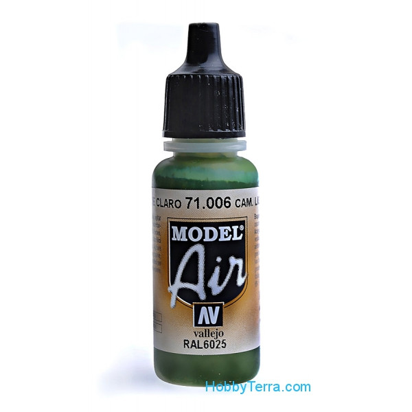 Model Air 17ml. 006-Camouflage light green