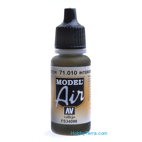 Model Air 17ml. 010-Interior green