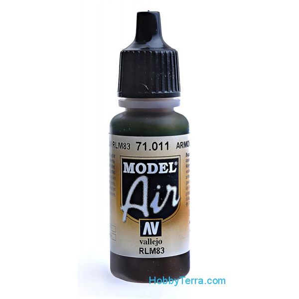 Model Air 17ml. 011-Armor green