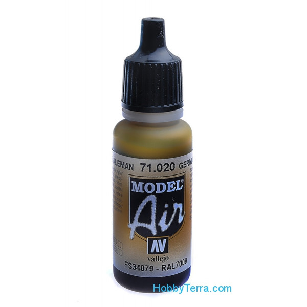 Model Air 17ml. 020-German Green