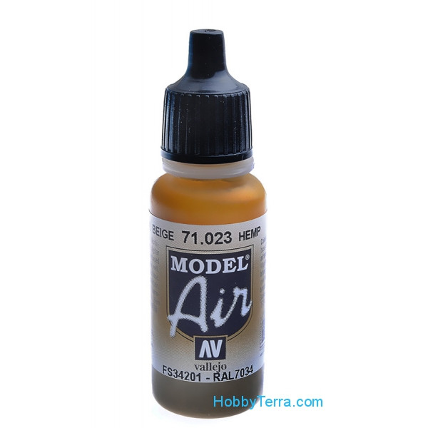 Vallejo  71023 Model Air 17ml. 023-Hemp